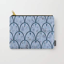 Art Deco Arches Carry-All Pouch