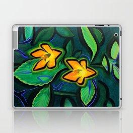 Orange Jewelweed 2.0 Laptop & iPad Skin