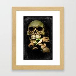R.I.P. Henry (1) Framed Art Print