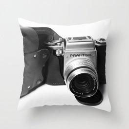 Praktisix Throw Pillow