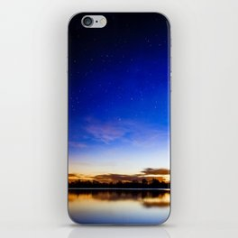 Colorful heaven iPhone Skin