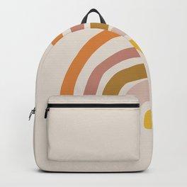 paint rainbow Backpack