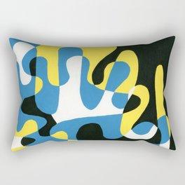 Be Rectangular Pillow
