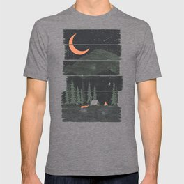 Wish I Was Camping... T-shirt