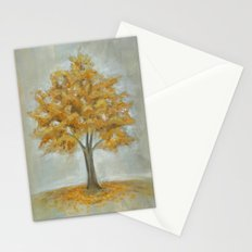Ginkgo Tree Stationery Cards