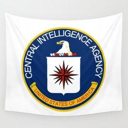 CIA Logo Wall Tapestry