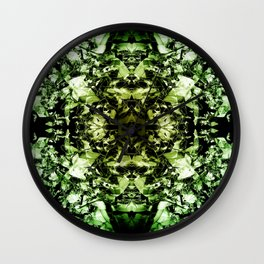 Kaleidoscope2 Wall Clock