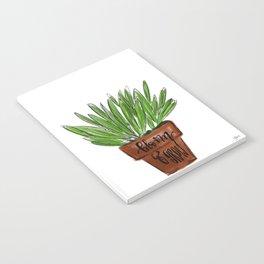 bloom & grow Notebook