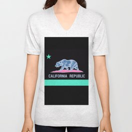 California Remix pt2 Unisex V-Neck