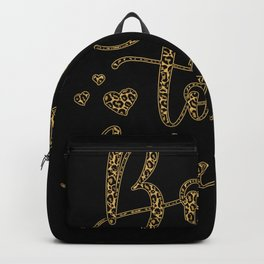 Born To Be Awesome Backpack