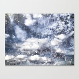 Skys The Limit Canvas Print