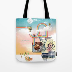 Insta Groove Tote Bag