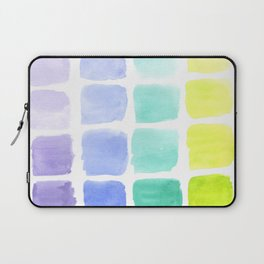 Squared Gradients Laptop Sleeve