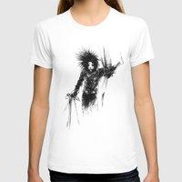 edward scissorhands T-shirts featuring Edward Scissorhands by Karbon-K