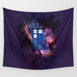 Doctor Who 001 Wall Tapestry