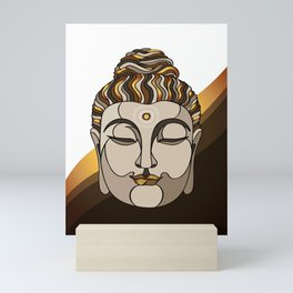 Buddha Mini Art Print