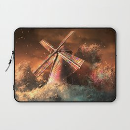 Color the wind Laptop Sleeve