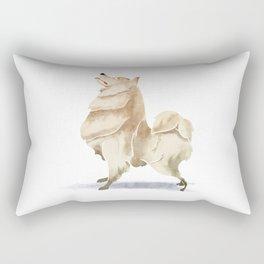 Samoyed Rectangular Pillow