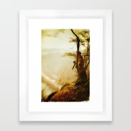 The Way It Is Framed Art Print