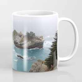 Foggy Day in Big Sur Coffee Mug