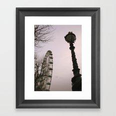 London is London Framed Art Print
