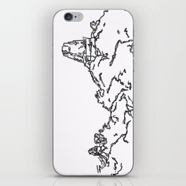 From Whence He Came iPhone Skin
