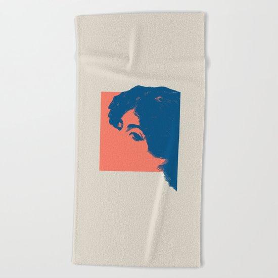 Abschied Beach Towel