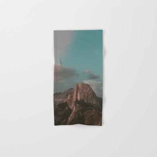 Yosemite Half Dome Hand & Bath Towel