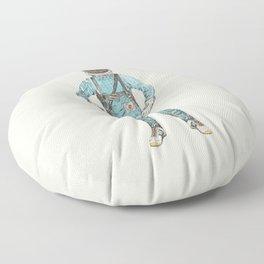 Zissou In Space Floor Pillow