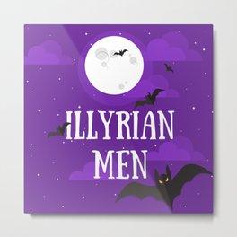 Illyrian Men - Rhys, Cassian, Azriel Metal Print