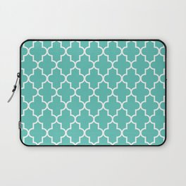 Moroccan - Turquoise Laptop Sleeve