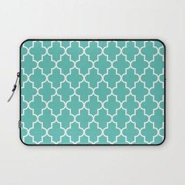Moroccan - Turquoise Laptop Sleeve