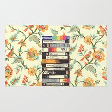 VHS & Entry Hall Wallpaper Rug