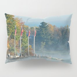 Morning Glory in the Adirondacks Pillow Sham