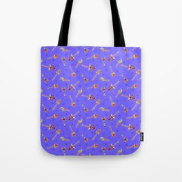 Sailor Moon Wands Tote Bag