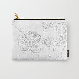 Venezia - City Map - Daniele Drigo Carry-All Pouch
