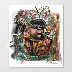 The Illest Canvas Print