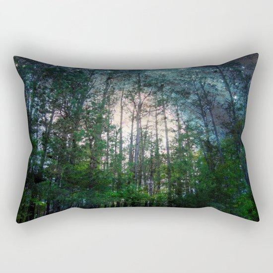Mystic Forest Rectangular Pillow