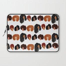 Natural Hair Girls Laptop Sleeve