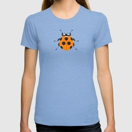 Lady Bug Green T-shirt