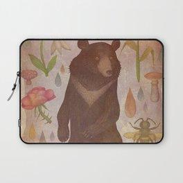 Asian Black Bear Laptop Sleeve
