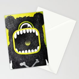 SALVAJEANIMAL ghost Stationery Cards