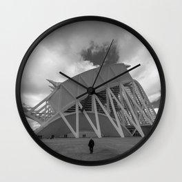 A man Wall Clock