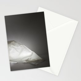 Glowing Glue Shell Stationery Cards