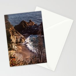 McWay Falls Big Sur Stationery Cards