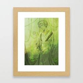 drips Framed Art Print