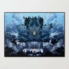 Cloud Formation Canvas Print