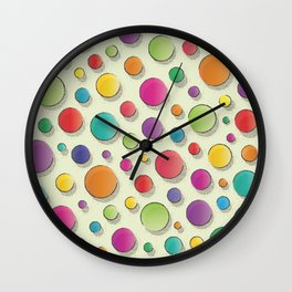 The Early Summer Holiday Wall Clock