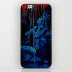 Blue Water iPhone & iPod Skin