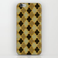 moroccan iPhone & iPod Skins featuring Moroccan  by Zetanueta